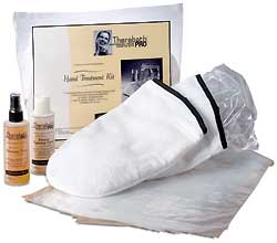Therabath Pro Wax Bath Supplies - Hand Treatment Manicure Hot Paraffin Wax Beauty Kit