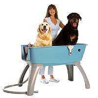 Paws for Thought Booster Bath Pet Bath Tub