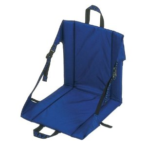 Stadium And Bleacher Chair - Crazy Creek Original Folding Camping Chair - Royal Blue