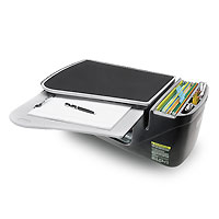 Car Desk - Auto Exec GripMaster Pull Out Writing Surface Mobile Office Work Station - AEGRIP-01