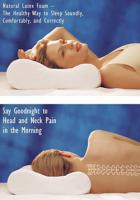Neck Support Latex Pillow - Sleepland Cervical Neck Supp