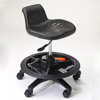 Office Master WS11 Ergonomic Rolling Office and Shop Stool with Tool Tray & Office Master WS11 Ergonomic Rolling Office and Shop Stool with ... islam-shia.org